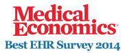 Medical Economics Top Rated EHR